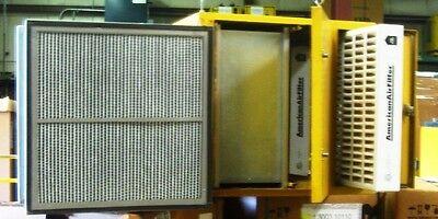 Compressor Air Intake Filter Hepa 3000 Cfm - Kaeser Ingersoll Atlas Sullair