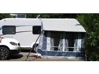 Doreema Star Quattro porch awning