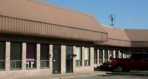 Commercial // Industrial 2000 sqft space at Dix/ie // Steeles