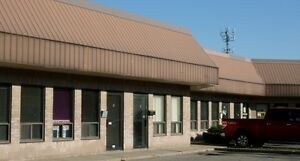 Commecial / Industrial unit 1250 sf for lease at Dixie / Steeles