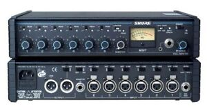 Shure M367 6 Channel Mixer