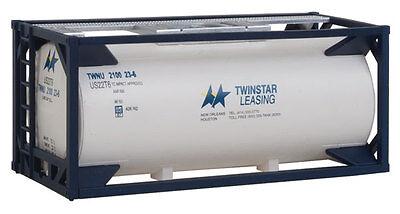 HO Tankcontainer 20 Fuß Twinstar Leasing -- 8106 NEU