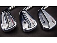 Taylormade Tour Preferred Irons 2015