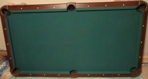 Billiards / Pool Table Including Accessories - $400