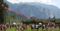 RV Parking for Squamish Music Fest
