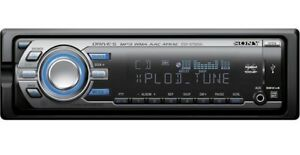 Sony CDX-GT620U AM/FM CD Player With USB And AUX Output.  $70