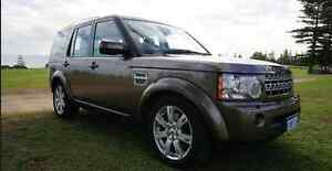 2009 Land Rover Discovery 4 Wagon **12 MONTH WARRANTY** West Perth Perth City Area Preview