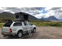 Roof Tent. Hard shell by Tentbox