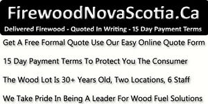 128 CuFt. Firewood - Quoted In Writing - 15 Day Payment Terms