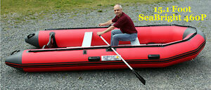 SeaBright Inflatable Boats -  FALL SALE !!