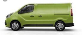 Medium size van wanted