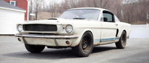 wanted 1965-1970 ford mustang fastback ANY CONDITION WELCOME