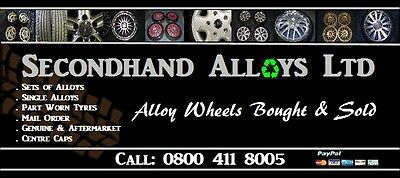 Secondhand Alloys Ltd