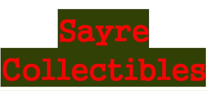 Sayre Collectibles