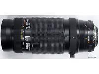 Nikkor Nikon 75-300mm f/4.5-5.6