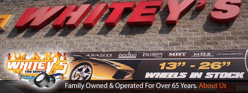 Whiteys Tire NY