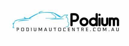 Podium Auto Centre