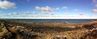 Oceanfont Building Lots in Hampton, Beautiful Bay of Fundy View