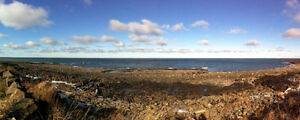 Oceanfont Building Lots in Hampton, Beautiful Bay of Fundy View