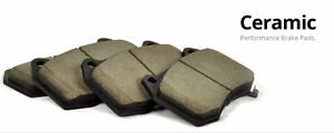 High Quality Ceramic Brake Pads For ONLY $120 TOTAL!! Most Makes