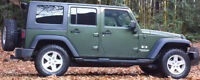 2008 Jeep Wrangler Unlimited X SUV, Crossover