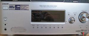 Ampli cinéma maison - SONY STR-K900 - home theater amplifier