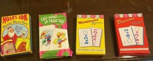 VHS TAPE, FLASH/MEMORY/OLD MAID USED CARD GAMES Stratford Kitchener Area image 5