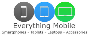 Everything Mobile - Smartphones, Tablets, Laptops & Accessories