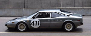 Ferrari 308GT4 Race Car -- not street legal