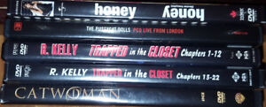 DVDs - Various Titles Lot 3 (Take all 5 DVDs for $8)