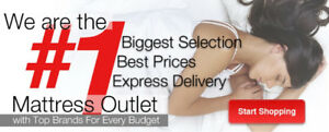 MATTRESS OUTLET MISSISSAUGA - BEST PRICES ON BRAND NAME MATTRESS