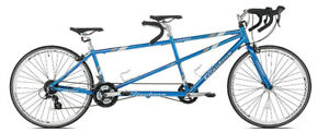 Giordano Viaggio Tandem Road Bike - Like New