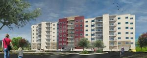 Brand New Apartment building located across from Hospital !