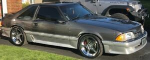1990 Ford Mustang GT - Super Rare 1 of 190 produced