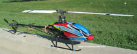 New E-Razor 450 RC Helicopter 3D , Brushless Electric RTR
