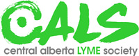 Lyme disease support group - Central Alberta Lyme Society