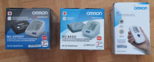 Newest OMRON - Blood Pressure Monitor and Digiand Tonometer