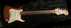 Fender American Standard Stratocaster Guitar -Excellent