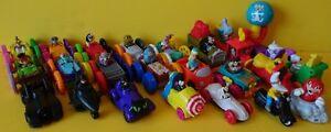 Collection de plus de 275 jouets de McDonald