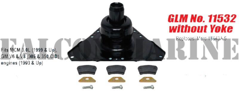 NIB Mercruiser MC I R//MR Alpha I w//PreloadPin Bearing Driveshaft 31-53079A1