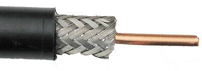 Davis Rf Drf 400   Low Loss Coaxial Cable   50  Lmr 400    Equivalent