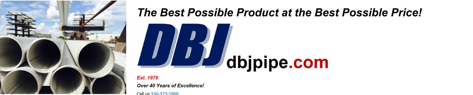 DBJ Corporation | Valves & Piping
