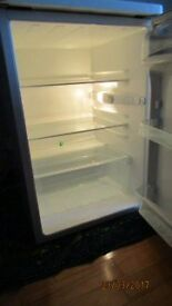 Under the counter larder fridge