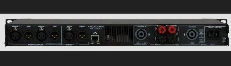 IPD Series 2.4kW Amplifier