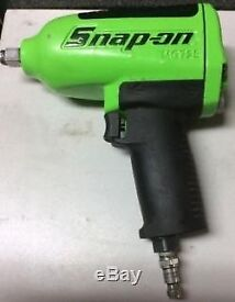 Snap on Air gun GREEN mg725