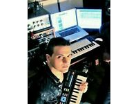 TALENTED MUSIC PRODUCER, SONGWRITER, MUSICIAN, & AUDIO ENGINEER WITH STUDIO