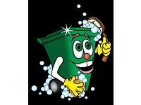 WheelieClean Bin Washing Service,Established 1995.We also do Patios & Driveways.