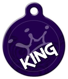 URBAN KING - Custom Personalized Pet ID Tag for Dog and Cat Collars