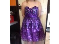 For sale Prom dress size 14/16 New with tags £35