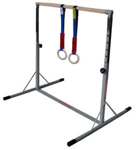 I am looking for gymnastics bar and rings